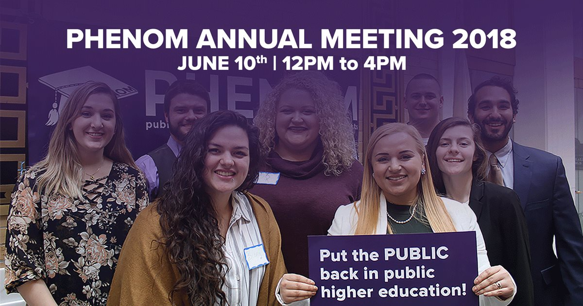 PHENOM Annual Meeting 2018