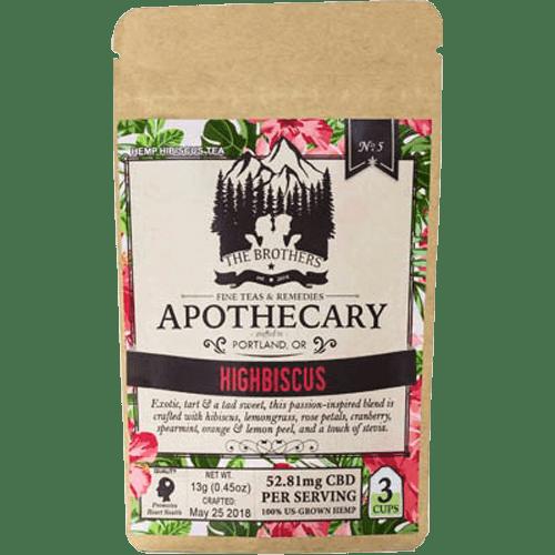 Brothers Apothecary Highbiscus Tea