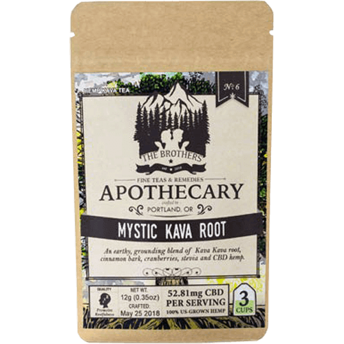 Brothers Apothecary Mystic Kava Root