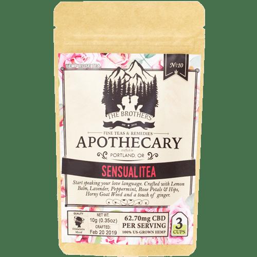 Apothecary Tea Sensualitea