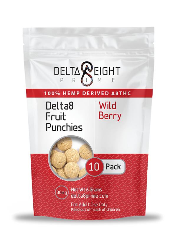Delta8 Fruit Punchies