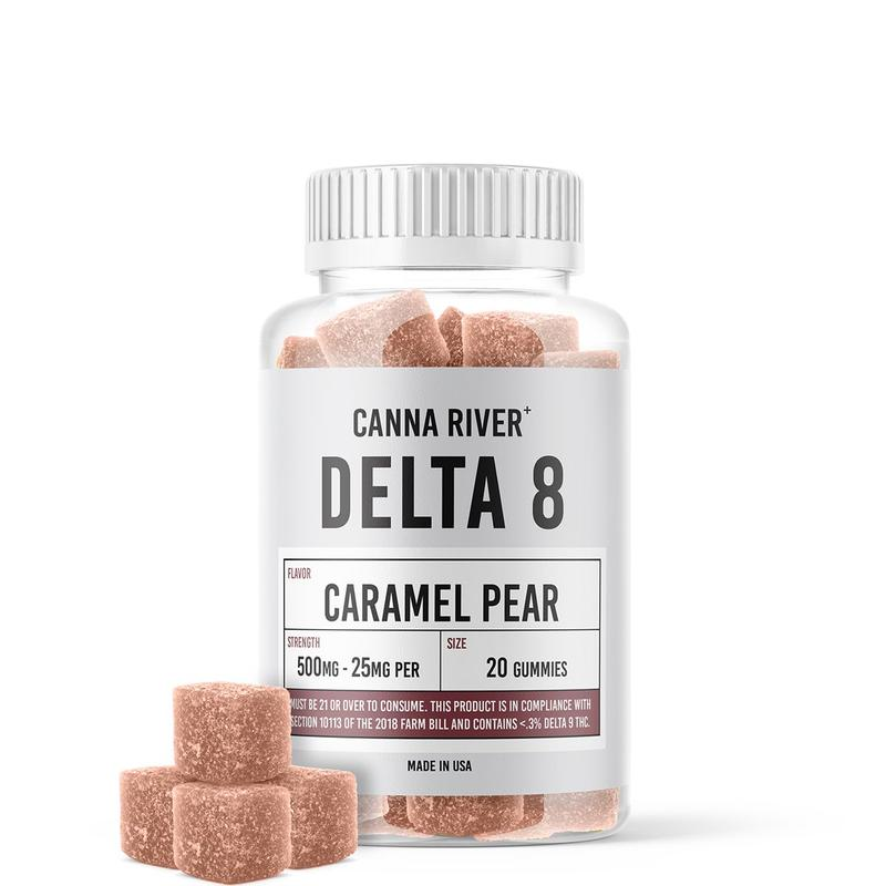 Caramel Pear Gummies