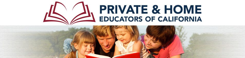 Private & Home Educators of California
