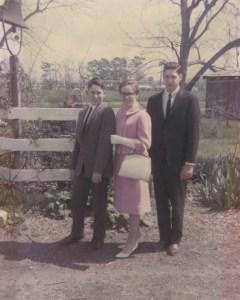 GeneJudyOliver-Easter 1964