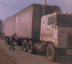 Oliver Jr-tractor trailer