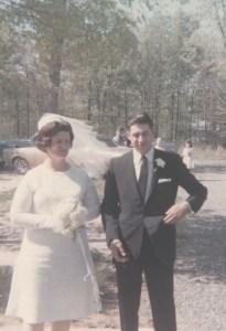 Oliver & Lana Wedding-April 1969