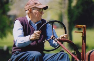 O.W. Hertzler-90 years