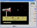 Screenshot of the simulation Moléculas y Luz