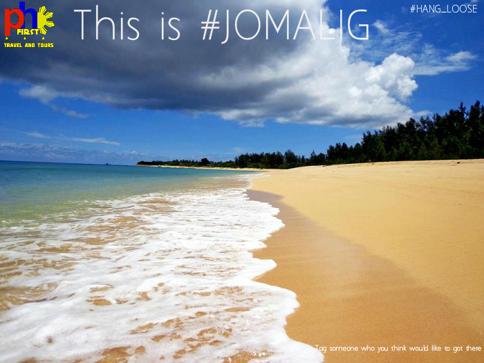 This is #JOMALIG!