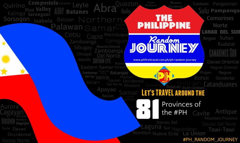 The official PH Random Journey Tarp & Poster