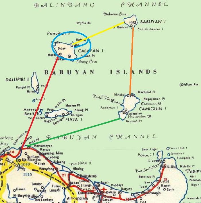 PH Random Journey Babuyan Loop