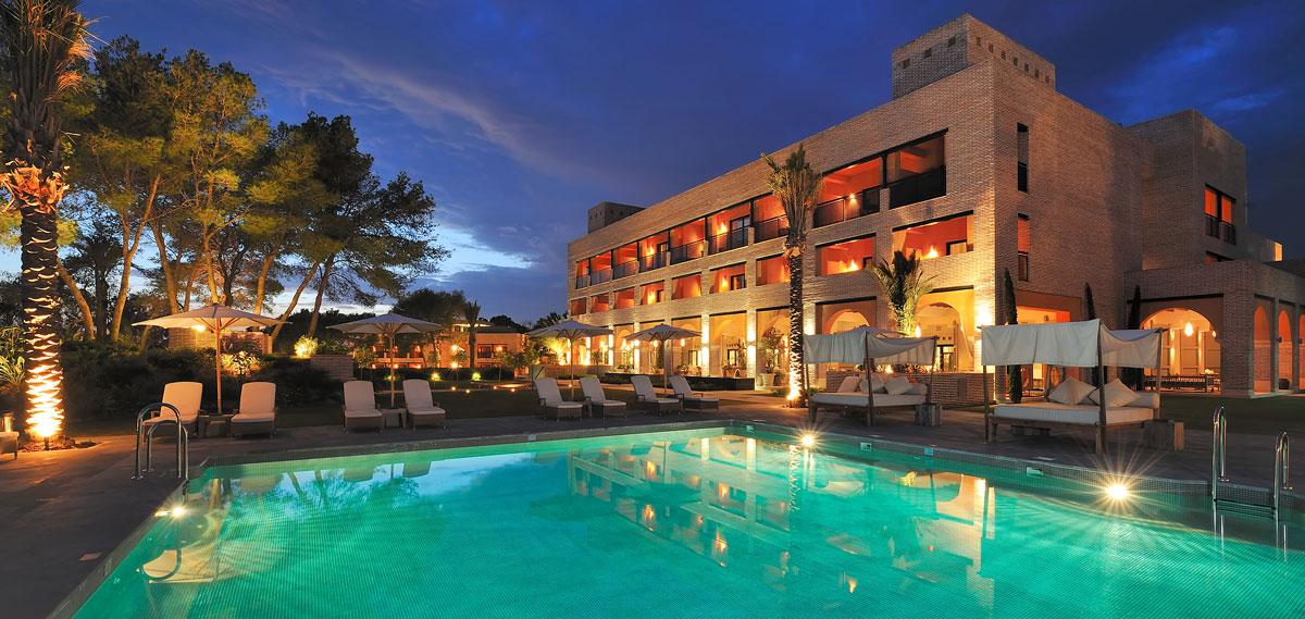 Hotel Vincci Seleccion Estrella Del Mar Five Star Hotel
