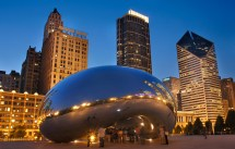 Downtown Chicago Illinois Attractions