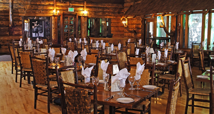 Hotel Bars  Restaurants in Yellowstone National Park