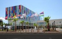 In Luanda Angola Talatona Convention Hotel