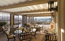 Montage Hotel Beverly Hills Restaurant