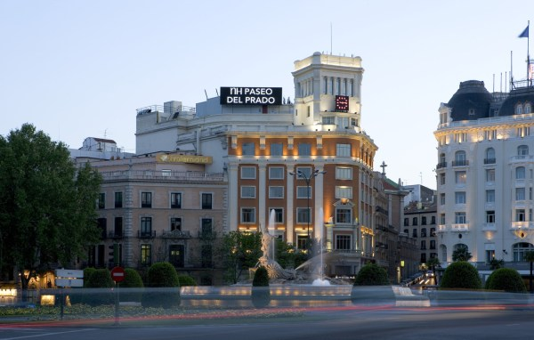 Four-star Hotel In Madrid Nh Collection Paseo Del