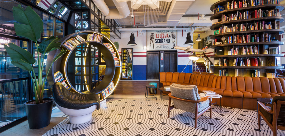Image search results for Only YOU Hotel Atocha
