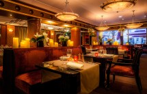 Paris Dining Hotel Du Collectionneur Arc De Triomphe