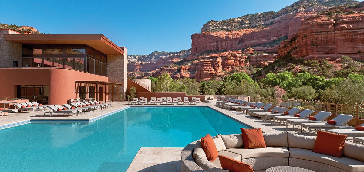 Enchantment Resort  Sedona, Arizona  Preferred Hotels