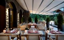 Gstaad Switzerland Bars And Restaurants Alpina