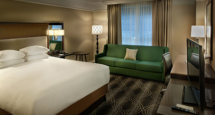 queen anne style chair oak rocking plans guestrooms at st. louis union station hotel | louis, missouri accommodations