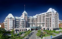 Hotel Grand Pacific Victoria BC
