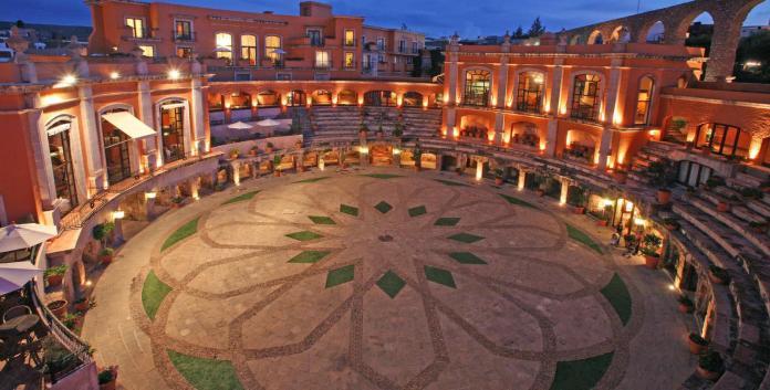 Hotels in Zacatecas, Mexico | Quinta Real Zacatecas | Cerro de la ...