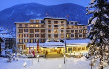 Grand Hotel Zermatterhof Luxury Zermatt