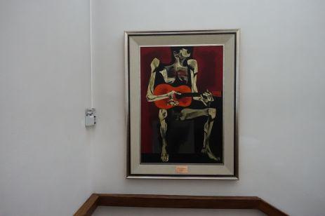 Guayasamíns Gitarrist