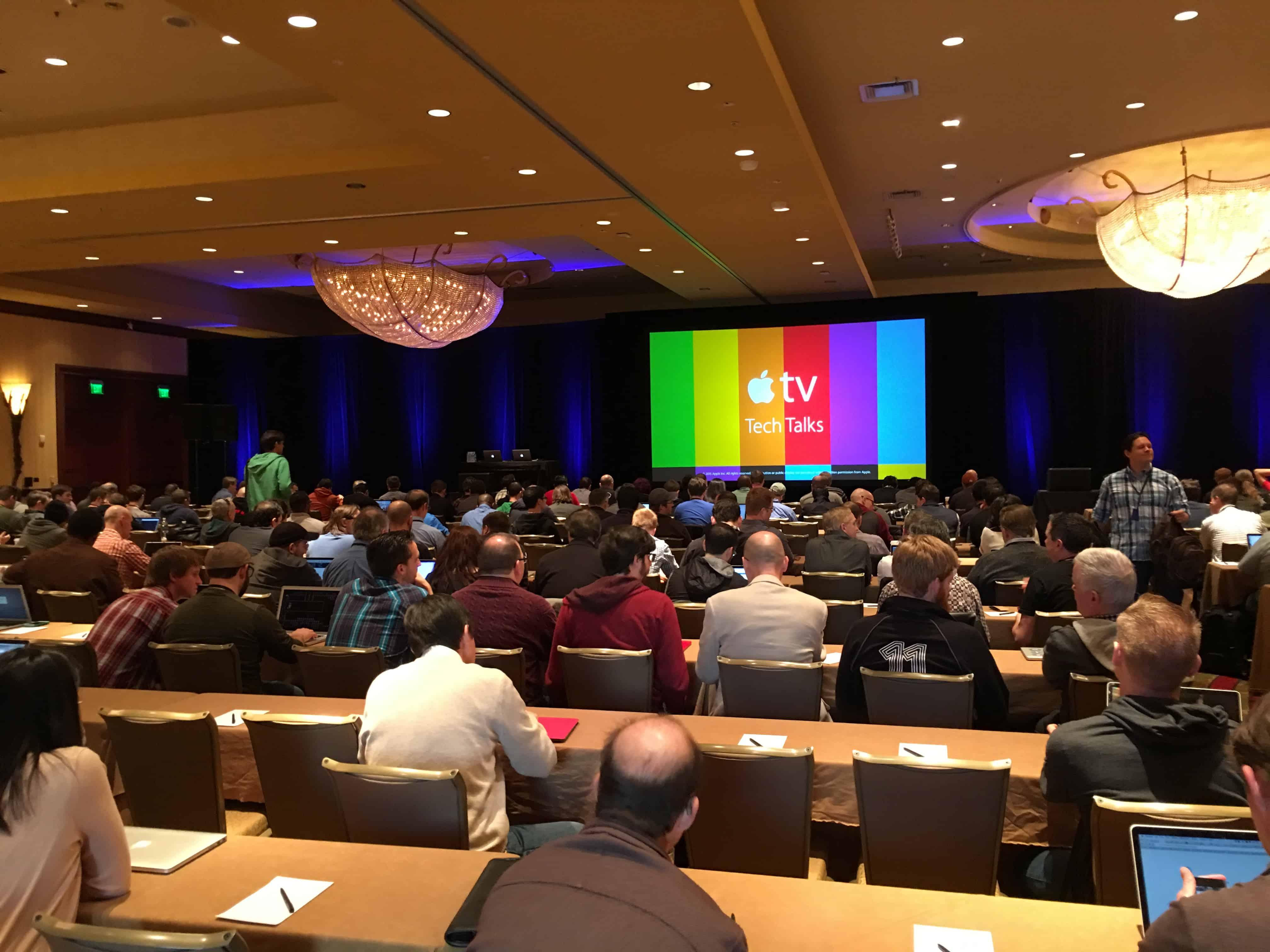 2015 Apple TV Tech Talk Report