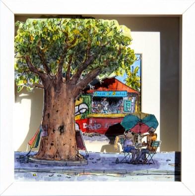 Baobab snack