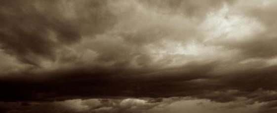 Temps maussade…