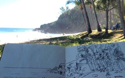 Journée à Grande Anse