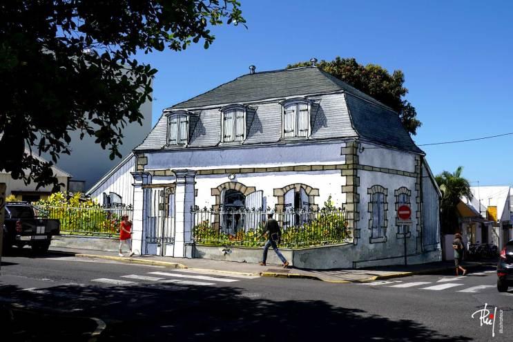 Adam de Villiers house