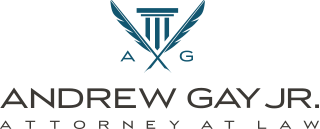 Philadelphia Criminal Defense Lawyer Andrew Gay Jr Logo