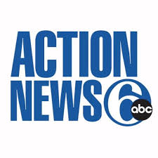 Action News 6 Philadelphia logg