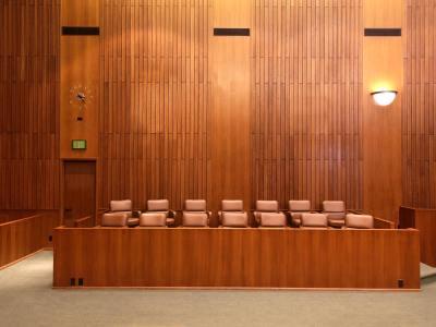 Philadelphia Lawyer Jury Trial Experience Juror Box