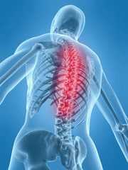 Studies show acupuncture is very effective for back pain