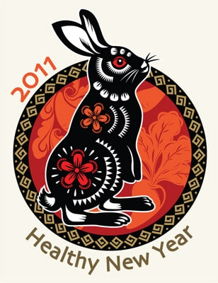Chinese New Year - Year of the Rabbit