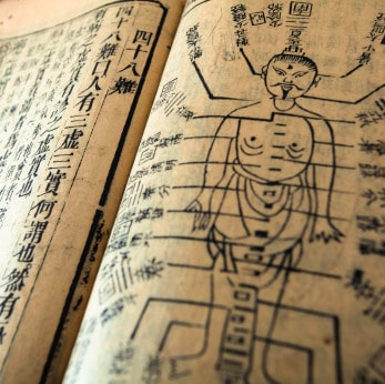 historical acupuncture text