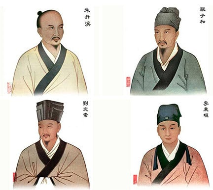 The Four great masters of Chinese medicine contributed to the evolving theory that makes Chinese medicine a very relevant and viable form of healthcare today.