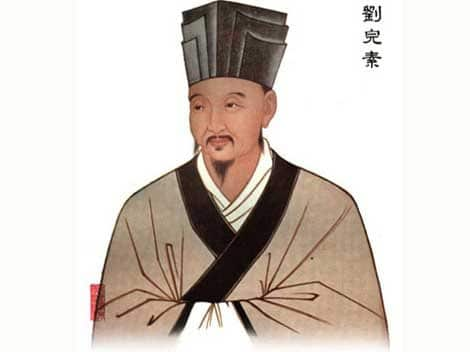 Li Wan Su created the theory in Chinese medicine known as the Cooling School