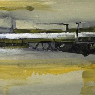 Martin's Point Bridge to Macworth Island. Erin McGee Ferrell