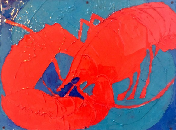 Erin McGee Ferrell. Lobster