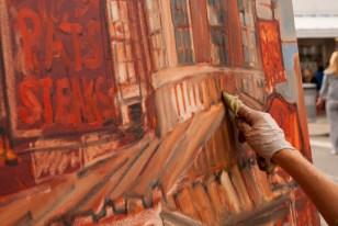 Erin McGee Ferrell Paints Philadelphia