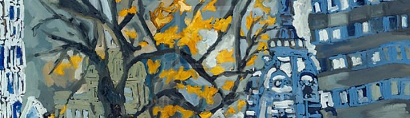 Philadelphia Street Painting Series 2004-2011. Artist AMERICAN. Prints HERE