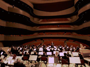 philadelphia orchestra patrons react