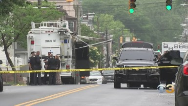 3 Wilmington police officers shot while answering the call;  Refuge on the raised place