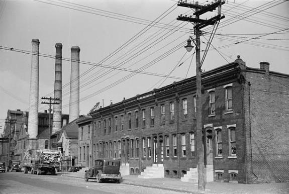 Industrial Neighborhoods  Encyclopedia of Greater Philadelphia